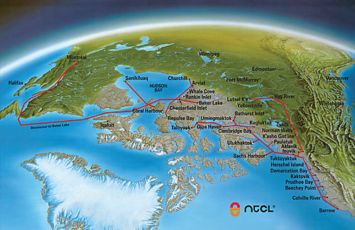 Ntcl-route-map