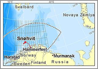 Snohvit location