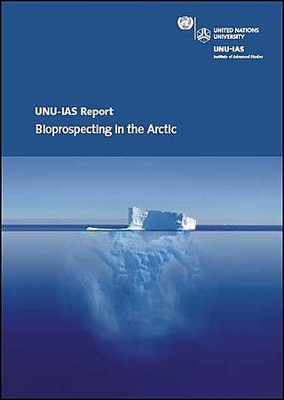 Bioprospecting in the Arctic