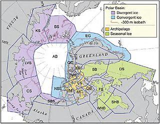 USGS Polar Bear Ecoregions