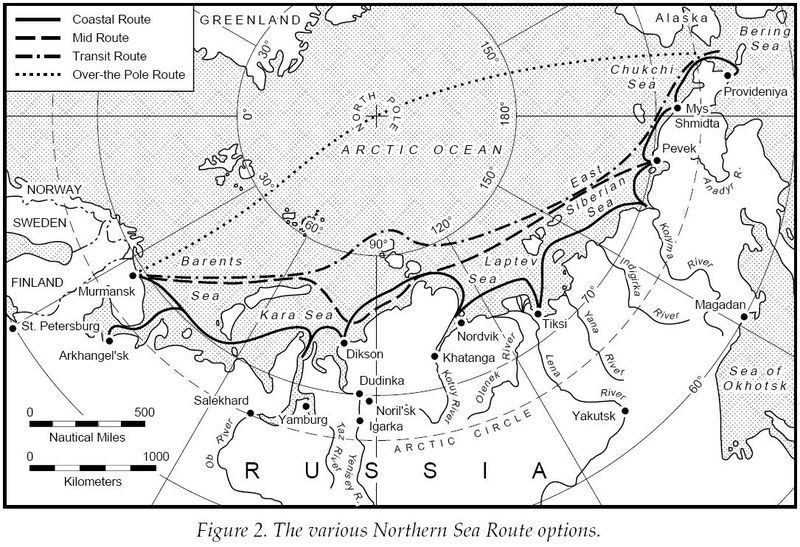 Northern Sea Route 2