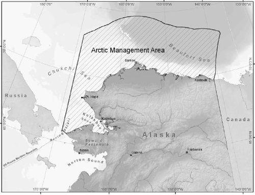 Arctic FMP coverage