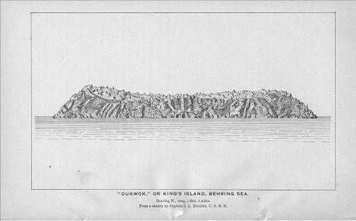 King Island - 1880 - Hooper