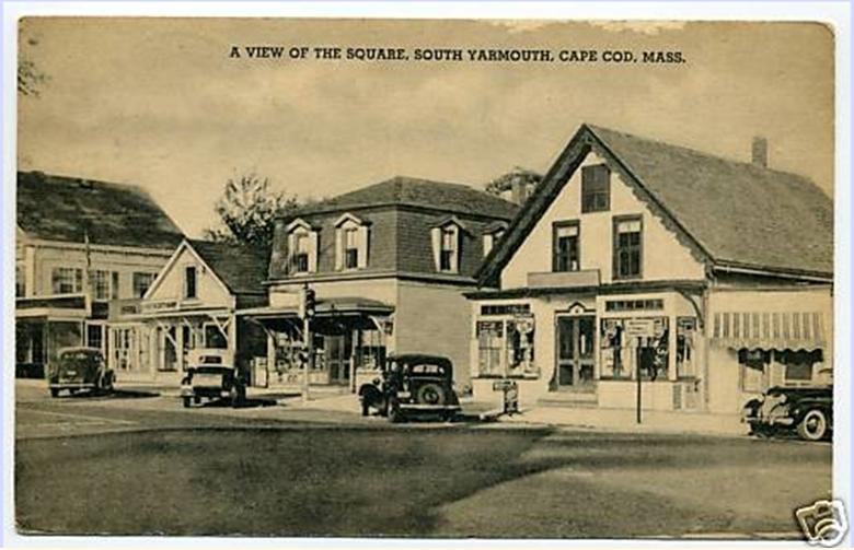 4 corners ~ 1935