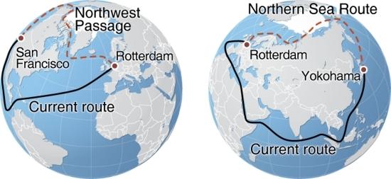 Routes_through_arctic